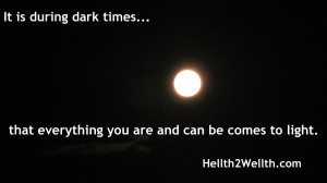 During Dark Times